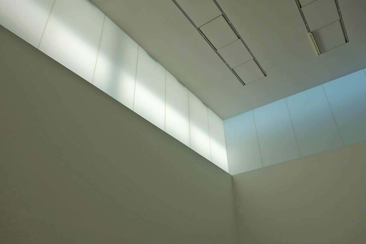Tate Gallery – light