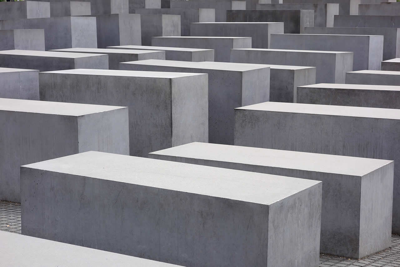 Berlin – Holocaust Mahnmal